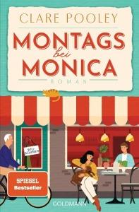 montags bei monica buchcover